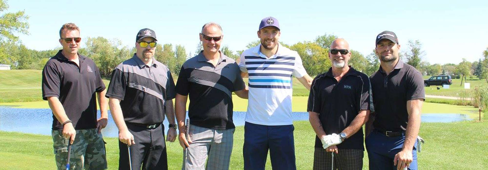 Stars 'FORE' Special O Golf Tournament - Wednesday, August 29, 2018