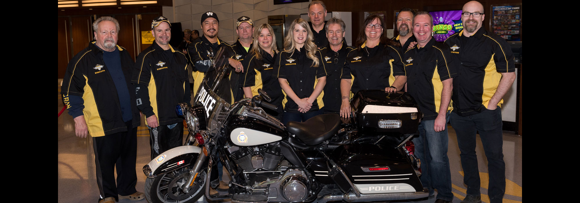Thank you 2017 Telus Manitoba Motorcycle Ride organizing committee! Good luck on Ride Day - May 27!